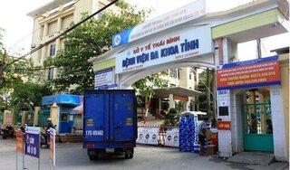 Gỡ lệnh phong tỏa tạm thời Bệnh viện Đa khoa tỉnh Thái Bình