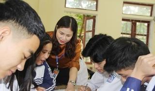 Hà Tĩnh: Giáo viên, học sinh
