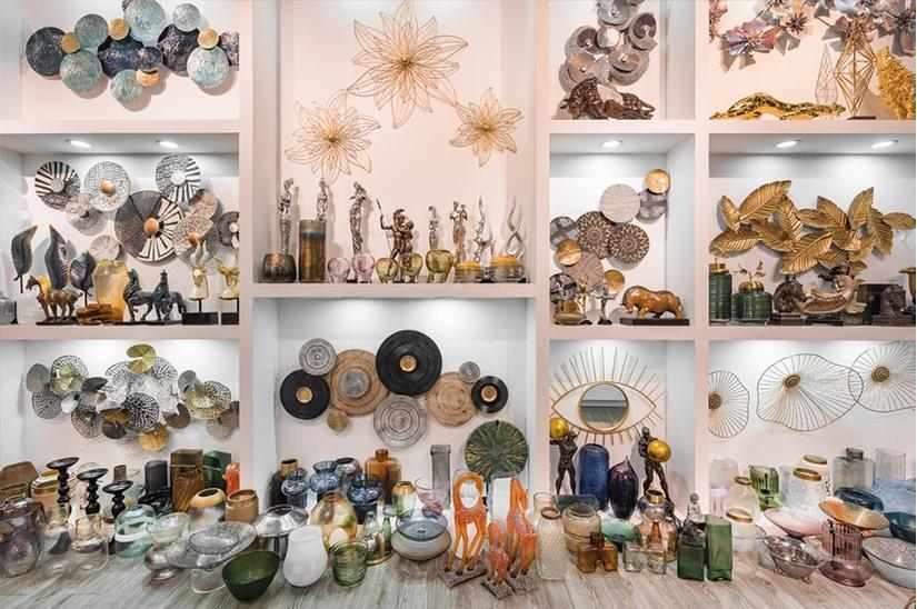 Showroom Decor trang trí Sencom nơi tạo nên sự tin tưởng cho mọi khách hàng