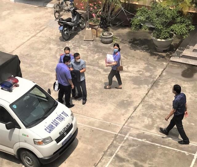 Khởi tố 3 công an quận Đồ Sơn vụ làm sai lệch hồ sơ án ma túy