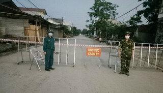 Ca nhiễm tại ổ dịch khu công nghiệp tăng mạnh, Bắc Giang giãn cách xã hội thêm 1 huyện
