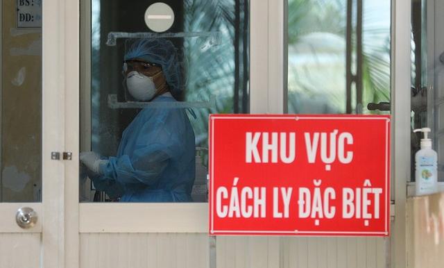 Sáng 13/5, Việt Nam ghi nhận thêm 35 ca mắc Covid-19 mới