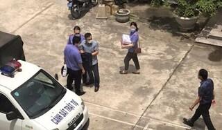 Công an Hải Phòng thông tin vụ 3 sĩ quan Công an quận Đồ Sơn bị bắt giam