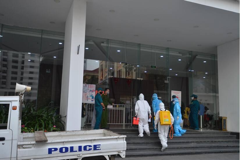Giám đốc Hacinco mắc COVID-19, Hà Nội yêu cầu làm rõ, xử lý nghiêm vi phạm phòng dịch