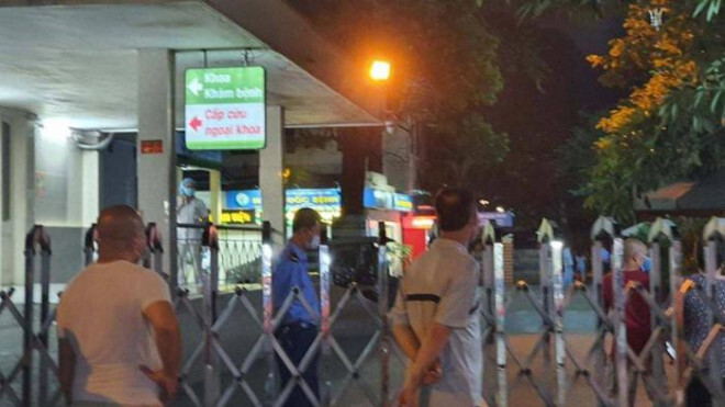 Người đàn ông tử vong rơi từ tầng 5 bệnh viện Việt Đức xuống tử vong
