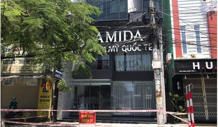 41 ca mắc Covid-19 liên quan thẩm mỹ viện Amida, TP.Đà Nẵng sẽ khởi tố vụ án