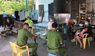 Phớt lờ quyết định cách ly y tế, 4 người Trung Quốc vẫn thản nhiên lên công ty lấy lương