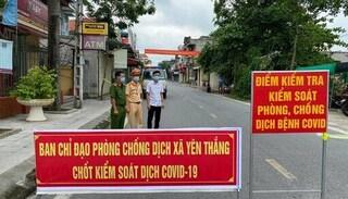 Nam Định: BN3755 về từ viện K, bán hàng tạp hóa, photo copy, ra chợ mua rau