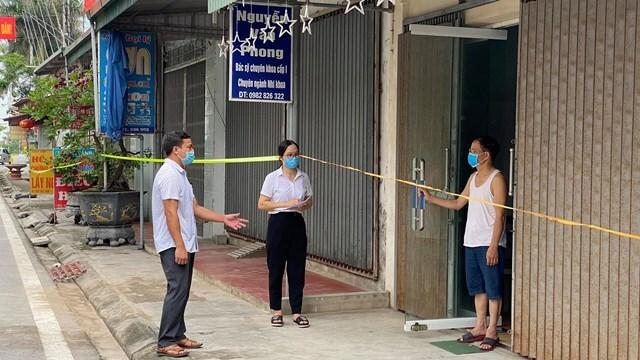 BN3755 ở Nam Định về từ viện K, bán hàng tạp hóa, photo copy, ra chợ mua rau