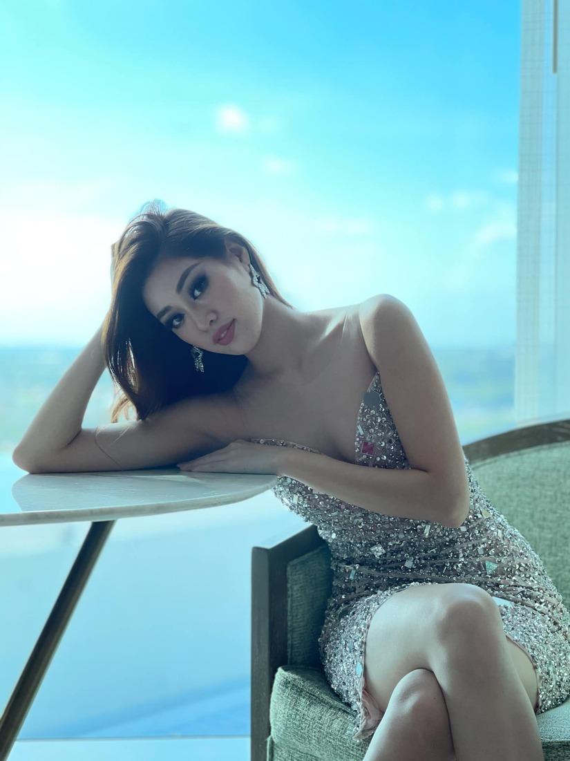 Hoa hậu Khánh Vân được dự đoán vào top 10 Miss Universe