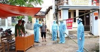Bắc Ninh giãn cách xã hội toàn bộ huyện Yên Phong