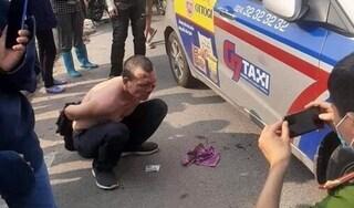 Hà Nội: Bất ngờ về lai lịch của tên cướp đâm trọng thương tài xế taxi ở KĐT Thanh Hà