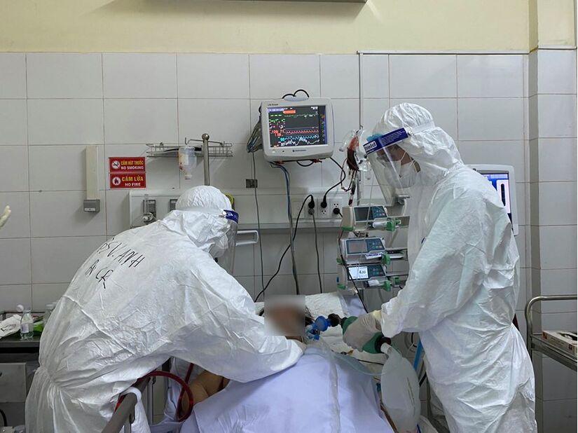 Bệnh nhân COVID-19 thứ 37 tử vong là nam thanh niên 34 tuổi