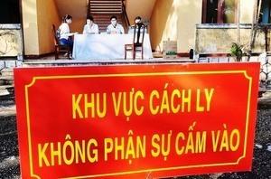 Sáng 17/5, Hà Nam thêm 5 ca dương tính SARS-CoV-2