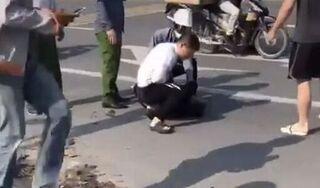 Sức khỏe của tài xế taxi bị đâm trọng thương vẫn cố hạ gục tên cướp hiện ra sao?