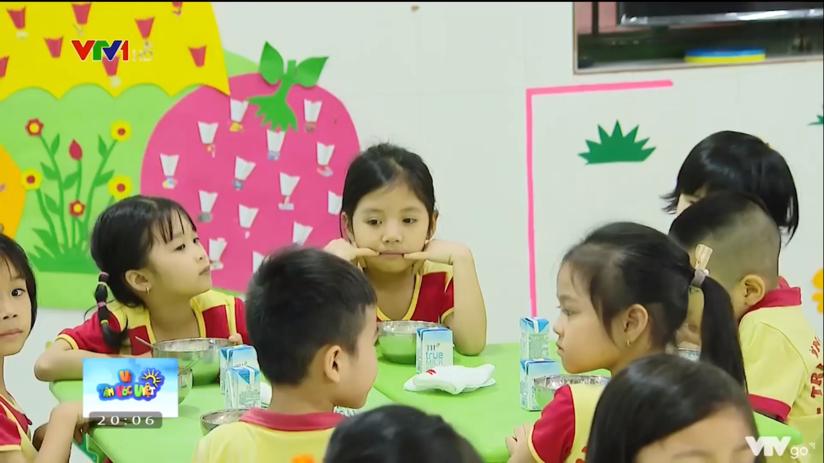 Chìa khóa vàng nâng cao thể lực, tầm vóc cho trẻ Việt