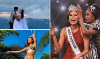Tân Miss Universe từng bị bắt cóc, đã kết hôn 2 năm trước?