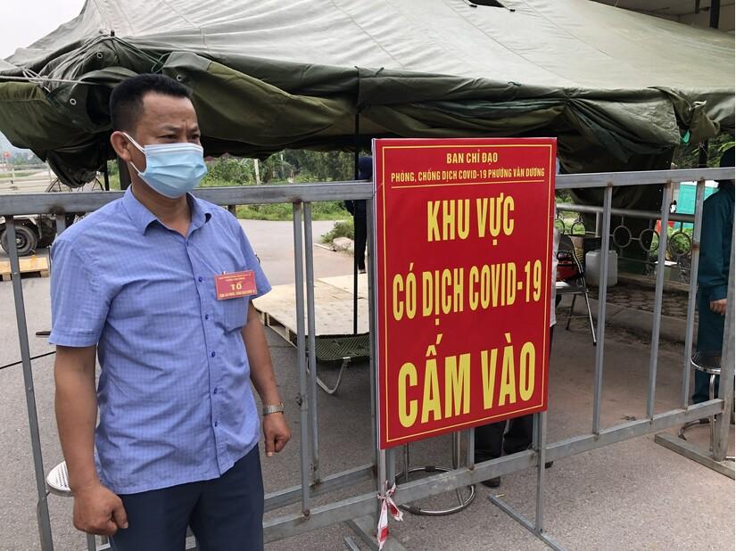 Giãn cách xã hội toàn bộ thành phố Bắc Ninh từ 6h ngày 18/5 đến hết ngày 20/5