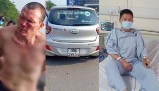 Lời kể của tài xế taxi bị cướp tấn công: 'Nếu không chống trả, chắc đã bị giết chết'