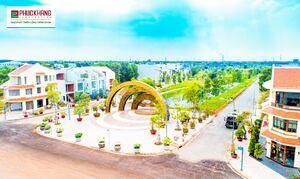 Làng Sen Việt Nam: Khu đô thị xanh kiểu mẫu tại Long An