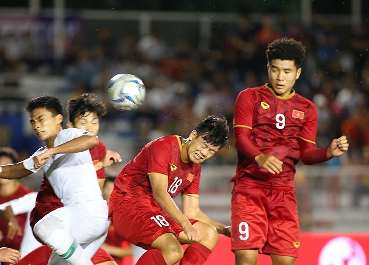 Tuyển Việt Nam sợ hãi trước tuyển Indonesia