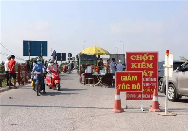 Từ hôm nay, những phương tiện vận tải hành khách nào tạm dừng đến Bắc Ninh
