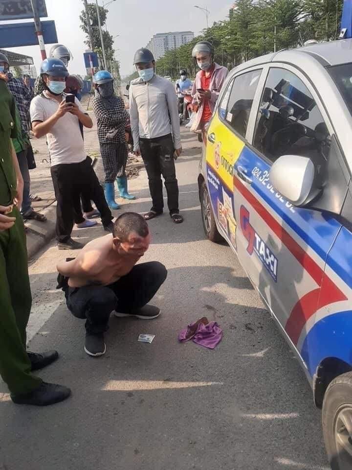 Người giúp tài xế taxi hạ gục kẻ giết người trốn truy nã nói gì về hành động nghĩa hiệp của mình