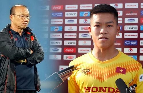 Nguyễn Hữu Thắng bị loại khỏi tuyển U22 Việt Nam
