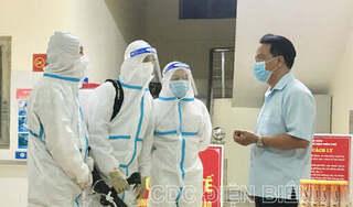 Điện Biên: Thêm 7 ca dương tính với SARS-CoV-2