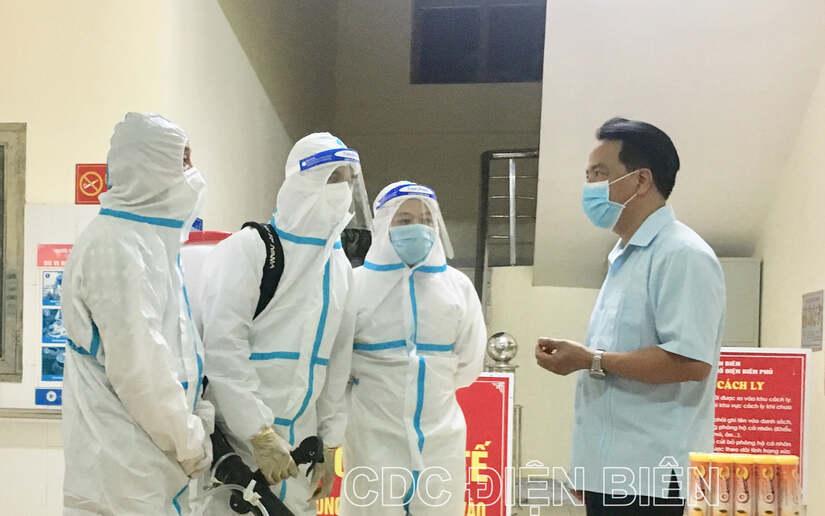 Thêm 7 ca dương tính với SARS-CoV-2