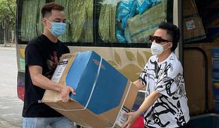 Tùng Dương huy động được 400 triệu đồng ủng hộ Bắc Giang chống dịch