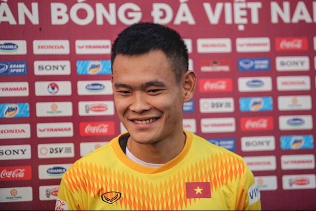 Trung vệ Nguyễn Minh Tùng