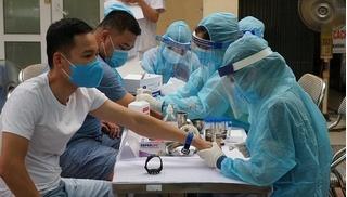 Hà Nội thêm 2 ca dương tính SARS-CoV-2, trong đó 1 người từng ăn tối cùng cựu Giám đốc Hacinco