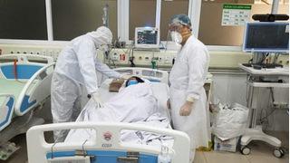 Đà Nẵng: Cụ bà 89 tuổi mắc Covid-19 tử vong trên nền bệnh lý phức tạp