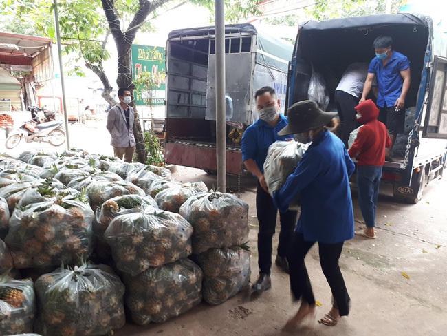 Bắc Giang: Hàng chục nghìn tấn nông sản nguy cơ bị dồn ứ ở huyện Lục Nam