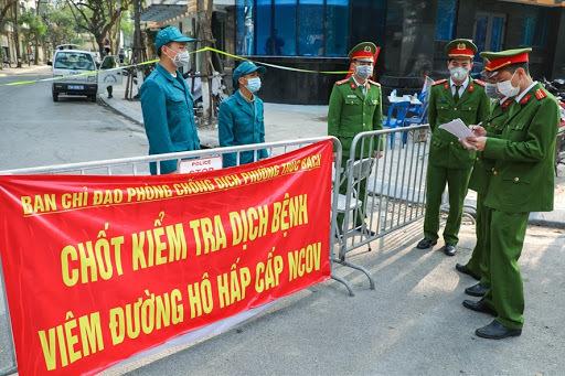 3 người phụ nữ là F1 của cựu Giám đốc Hacinco dương tính SARS-CoV-2, Hà Nội thêm 9 ca