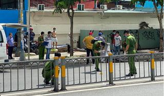 Bắt nghi phạm dùng dao đâm chết tài xế xe ôm trước cổng Bệnh viện Nhi Đồng 1