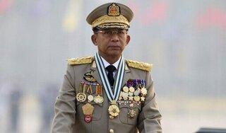 Thống tướng Myanmar nói gì trong lần đầu trả lời phỏng vấn hậu chính biến?