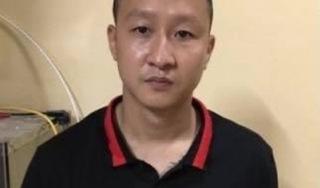 Bắt nhóm cho vay nặng lãi gây ra hơn 20 vụ tạt chất bẩn để đòi nợ ở Hà Nội