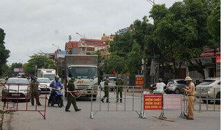 Dịch COVID-19 ở Bắc Giang: Tìm người đi trên nhiều chuyến xe chở công nhân Công ty Samsung