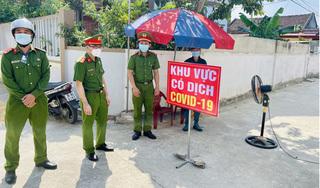 BN5046 ở Thanh Hóa khai báo không trung thực, di chuyển phức tạp