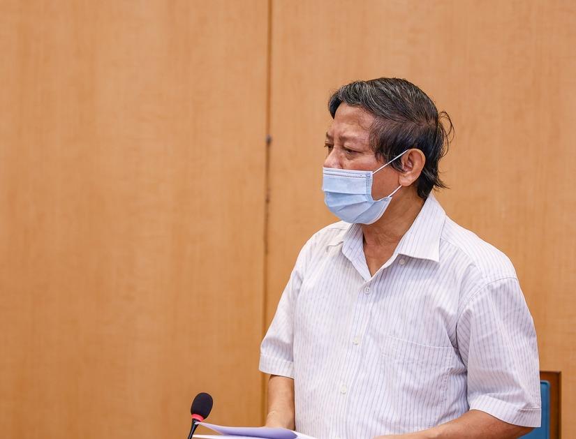 Hà Nội: Một bác sĩ Bệnh viện Bắc Thăng Long dương tính SARS-CoV-2 khi chữa cho bệnh nhân nhiễm Covid-19