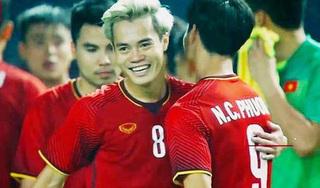 Chính thức công bố danh sách đội tuyển Việt Nam dự VL World Cup 2022