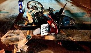 Bình Dương: Va chạm với xe tải, một nam thiếu niên tử vong thương tâm