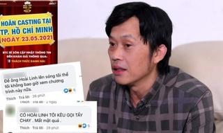 """""""Thách thức danh hài"""" hoãn casting, Hoài Linh """"mất ghế"""" BGK vì bê bối?"""