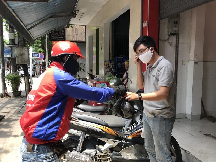 Từ 6h ngày 28/5, một số dịch vụ vận tải ở Đà Nẵng được hoạt động trở lại