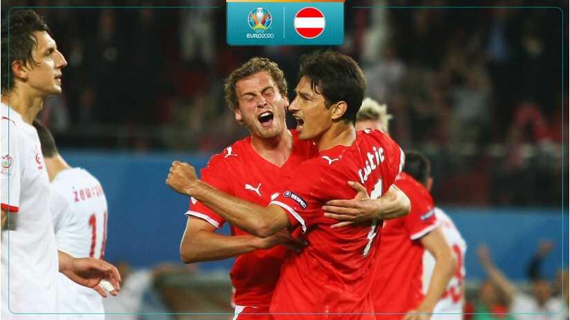 Đội hình Áo dự EURO 2020
