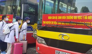 Bộ trưởng Bộ Y tế kêu gọi các trường Y Dược hỗ trợ nhân lực phòng chống COVID-19 ở Bắc Ninh, Bắc Giang