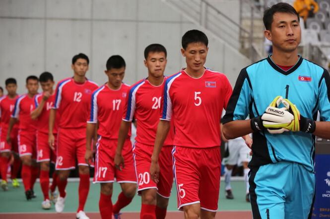 FIFA chính thức hủy bỏ kết quả của Triều Tiên