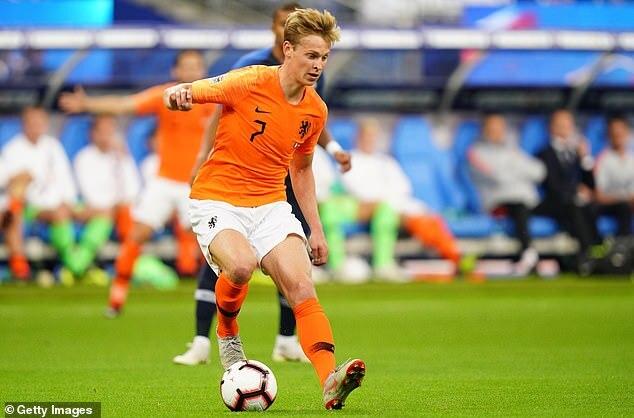 Đội hình Hà Lan dự EURO 2020